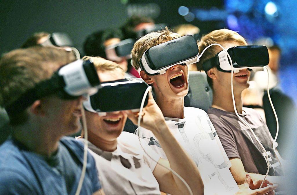 Die Gamescom lockt Spielebegeisterte nach Köln. Foto: dpa