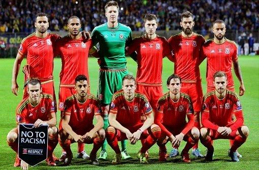 Wales: Alle Augen auf Bale