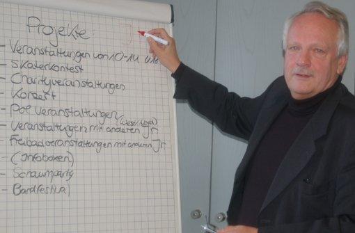 Jürgen Lohmann verlässt den Stadtbezirk