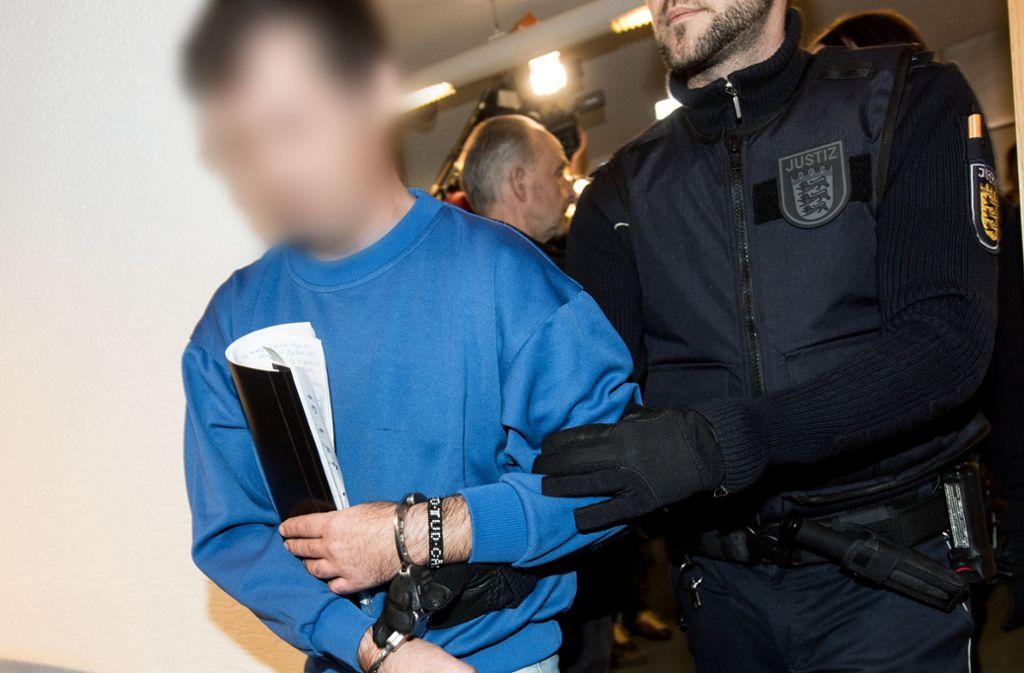 Der 40-Jährige habe sich des Mordes und der besonders schweren Vergewaltigung schuldig gemacht, entschied das Landgericht Freiburg Foto: dpa