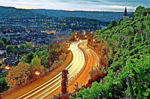Stuttgarts Panoramastraße wird aufgewertet