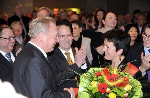 Der CDU-Kandidatin gelingt der Durchmarsch