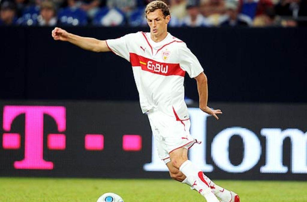 Während sich Georg Niedermeier bis 2014 an den VfB gebunden hat... Foto: dpa