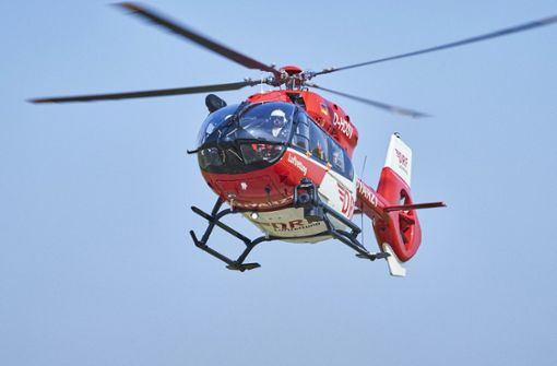 12-Jähriger schlägt mit Kopf auf Boden auf – Rettungshubschrauber im Einsatz