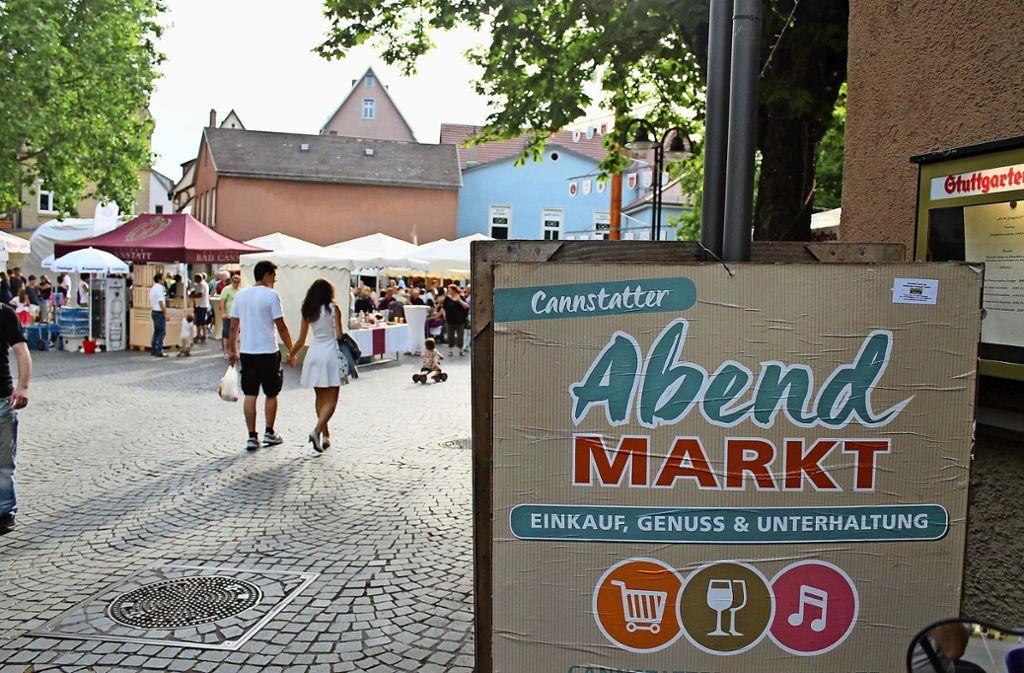 Die Veranstaltungsreihe, die in Bad Cannstatt nun schon zum sechsten Mal stattfindet,  hätte in Feuerbach auf dem Wilhelm-Geiger-Platz  veranstaltet werden sollen. Aber die Voraussetzungen sind auf dem  Rudolf-Gehring-Platz am besten. Foto:
