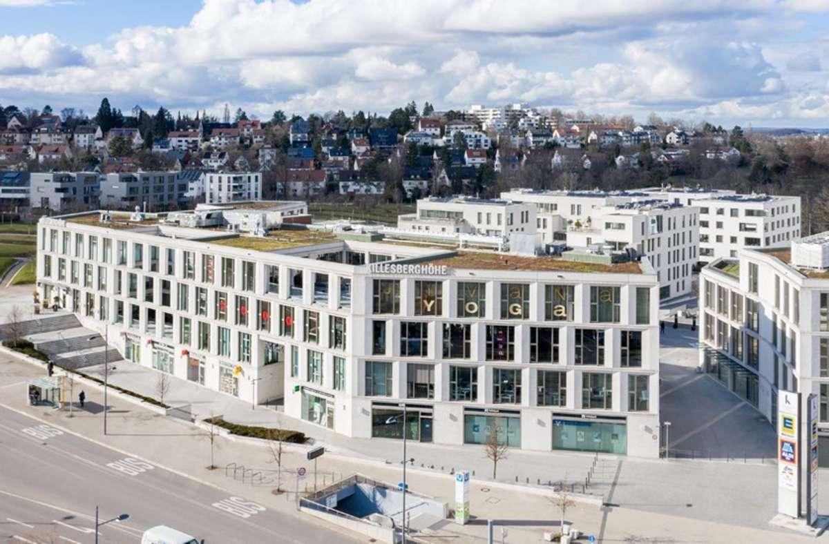 12000 Quadratmeter werden auf der Killesberghöhe in Büros umgewandelt. Foto: Stefan Streit