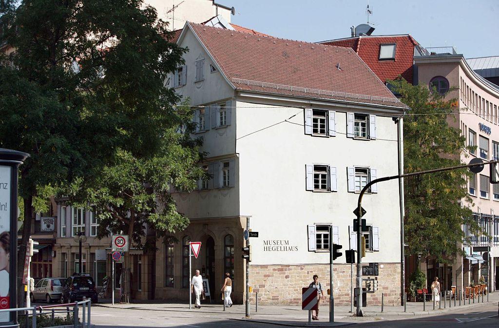 Bis zum Jahr 2020 soll das Hegel-Haus noch einladener werden. Foto: Lichtgut7Achim Zweyghart