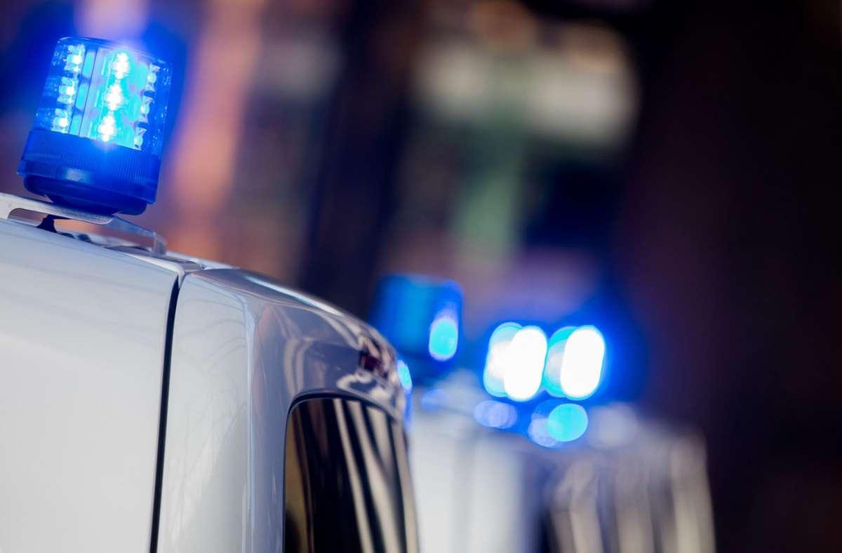 Zu zwei Einsätzen in Unterkünften ist die Polizei am Montag im Kreis Ludwigsburg ausgerückt. Foto: dpa/Rolf Vennenbernd