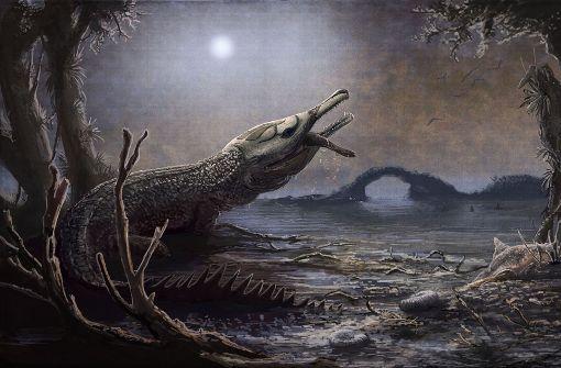 Krokodil nach Motörhead-Gründer benannt