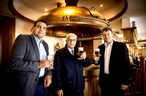 Brauereien gestalten die Gaststätten-Landschaft