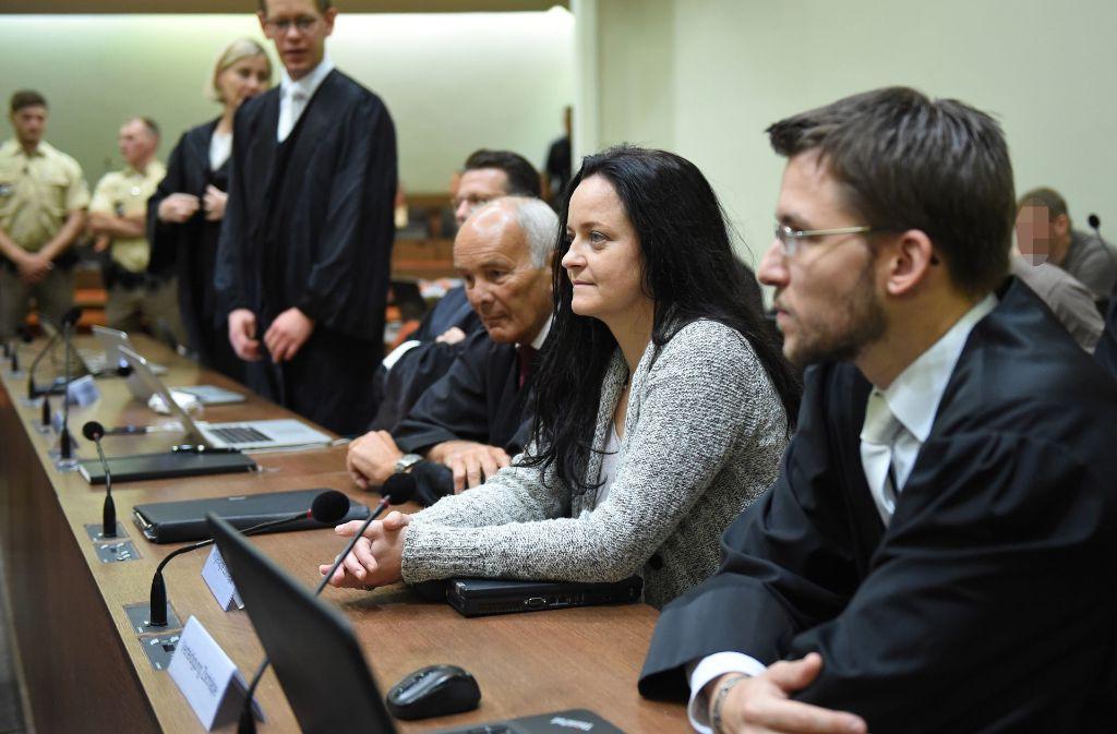 Hauptangeklagte im NSU-Prozess ist Beate Zschäpe. Foto: Getty Images Europe