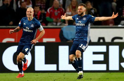 Der Hamburger SV lebt noch