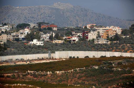 Israel zerstört Hisbollah-Tunnel