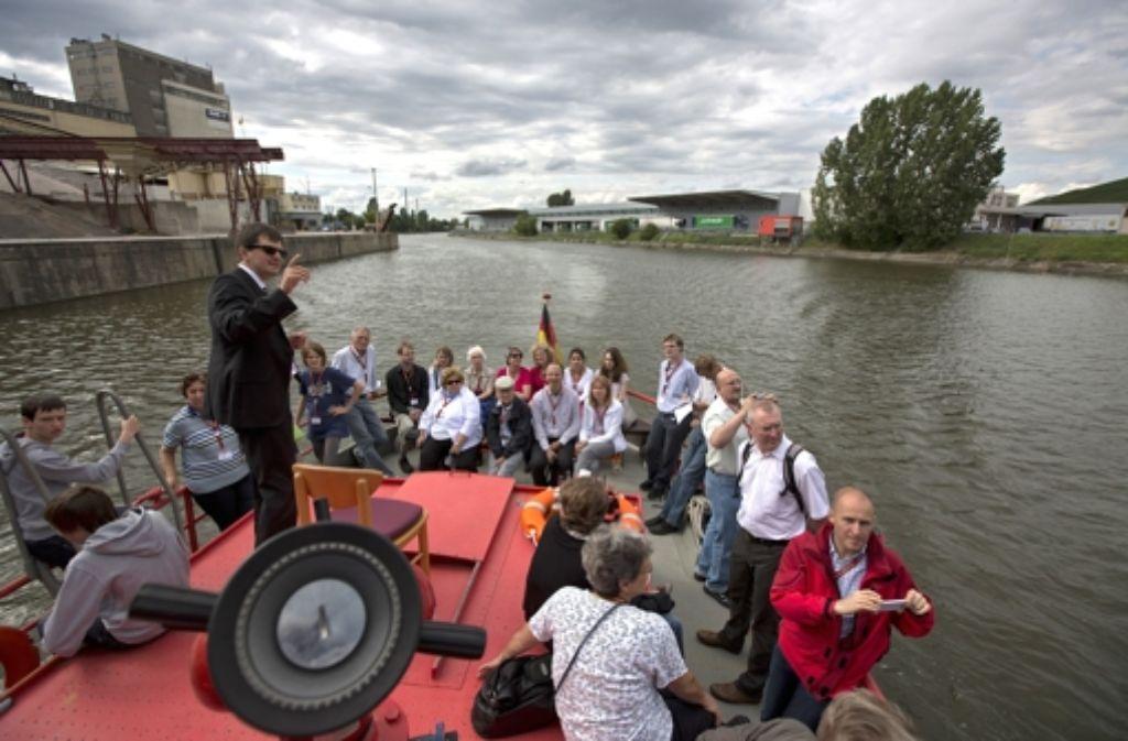 Schifffahrten auf dem Neckar sind überaus beliebt. Jetzt soll es auch an Land angenehmer werden. Foto: Steinert