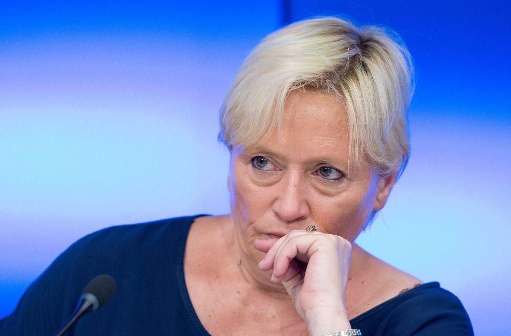 Keine Freundin der Gemeinschaftsschule: Kultusministerin Susanne Eisenmann (CDU). Foto: dpa