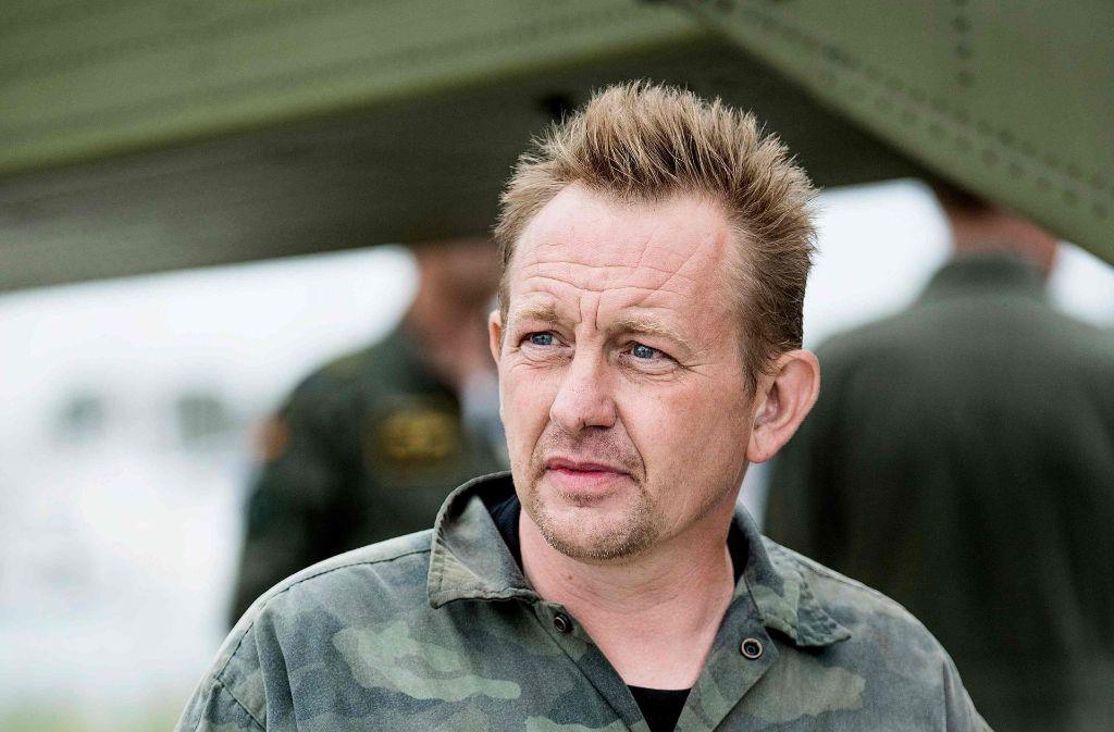 Peter Madsen steht unter Mordverdacht. Foto: AFP