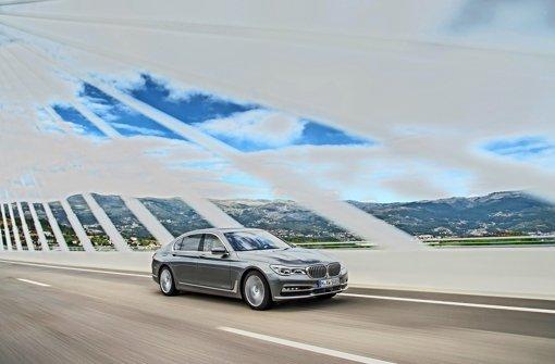 BMW und Audi hängen Mercedes ab