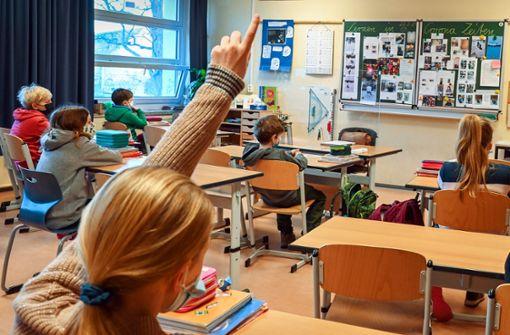 Stuttgarter Schüler  im Motivationsloch