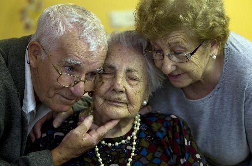 Ältester Mensch Europas gestorben