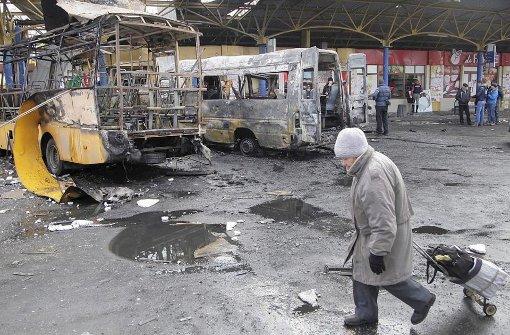 Der vergessene Krieg in der Ostukraine