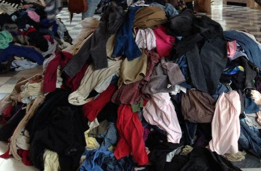 Mit Kleidung die Welt besser machen