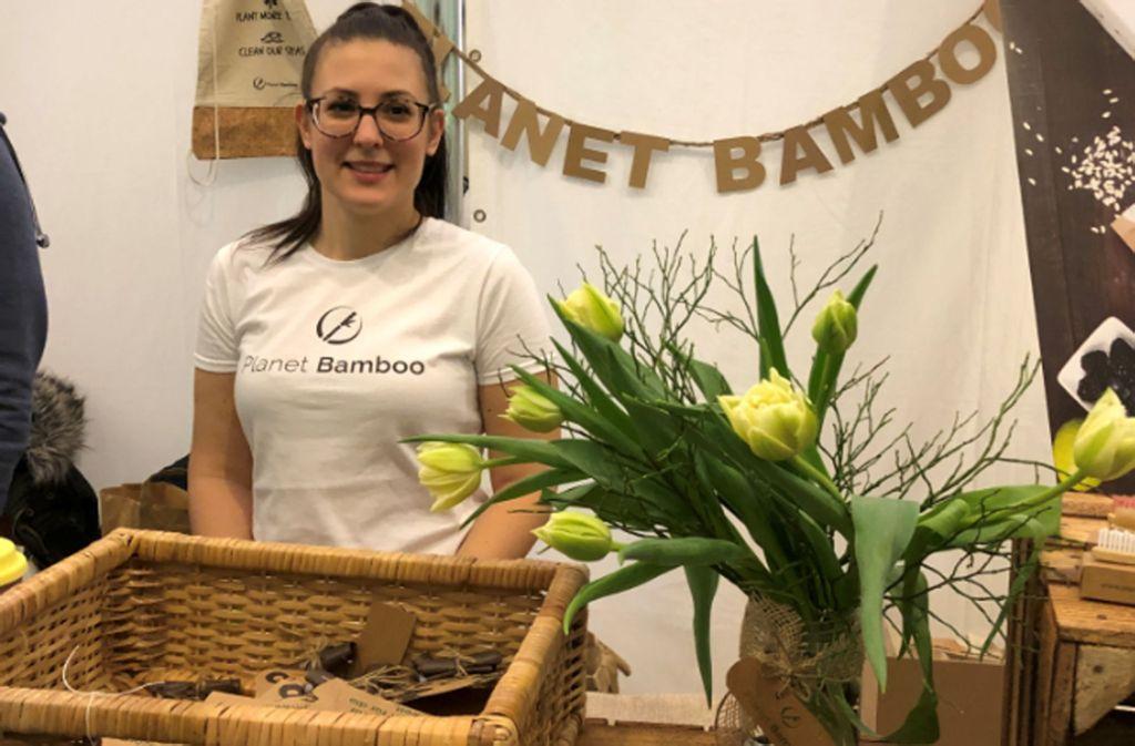 Jelena Halar braucht für ihr Startup weder Kredite noch Auftritte in einer Gründershow. Foto: Planet Bamboo