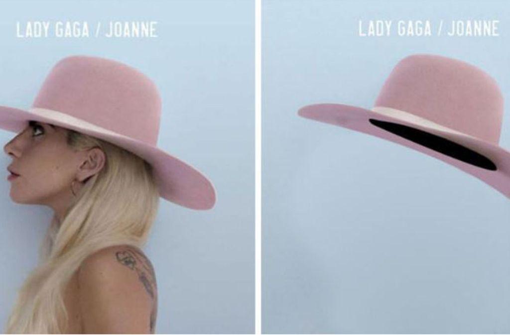 Lady Gagas Cover mutet nun etwas surreal an. Foto: Screenshot/Melovaz