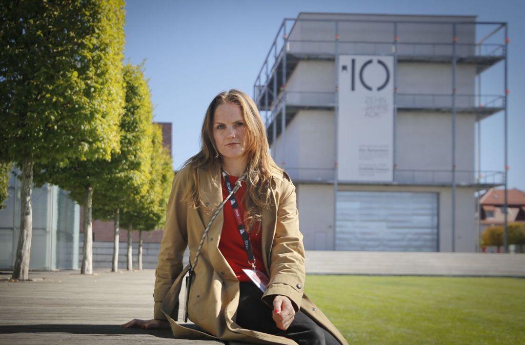 Chesy Leonards Gruppe, das Zentrum für Politische Schönheit, machte zuletzt mit dem Holocaust-Mahnmal vor Björn Höckes Haus Schlagzeilen. Foto: factum/Granville