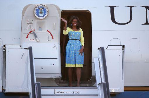Die Kleider der First Lady