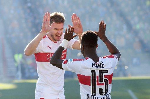 VfB hat wieder Spaß am Spiel