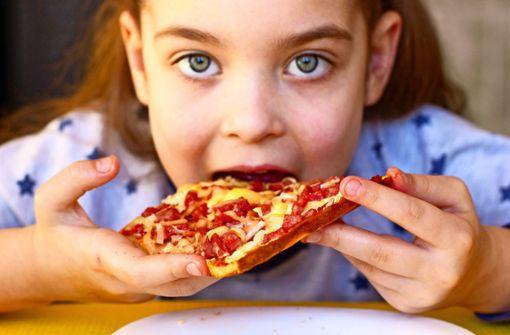 Pizza, Pizza  und noch mal Pizza