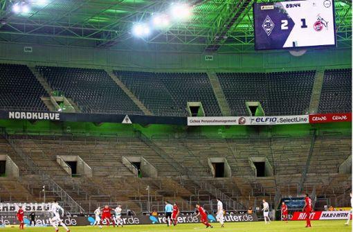 Wie geht es mit der Fußball-Bundesliga weiter?