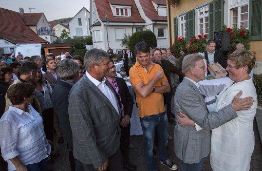Verena Grötzinger bleibt Rathauschefin