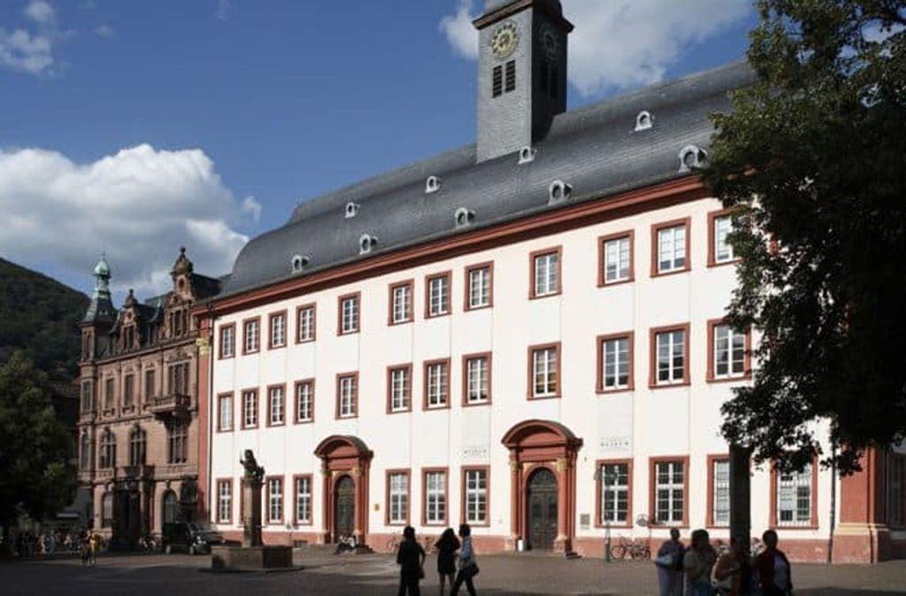 Als Startup-Metropole ist die traditionsreiche Universitätsstadt Heidelberg weniger bekannt. Dabei gibt es am Neckar durchaus eine recht lebendige Gründerszene mit einigen spannenden Akteuren. Foto: Universität Heidelberg