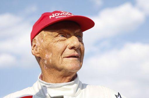 Niki Lauda meldet sich in Videobotschaft zu Wort