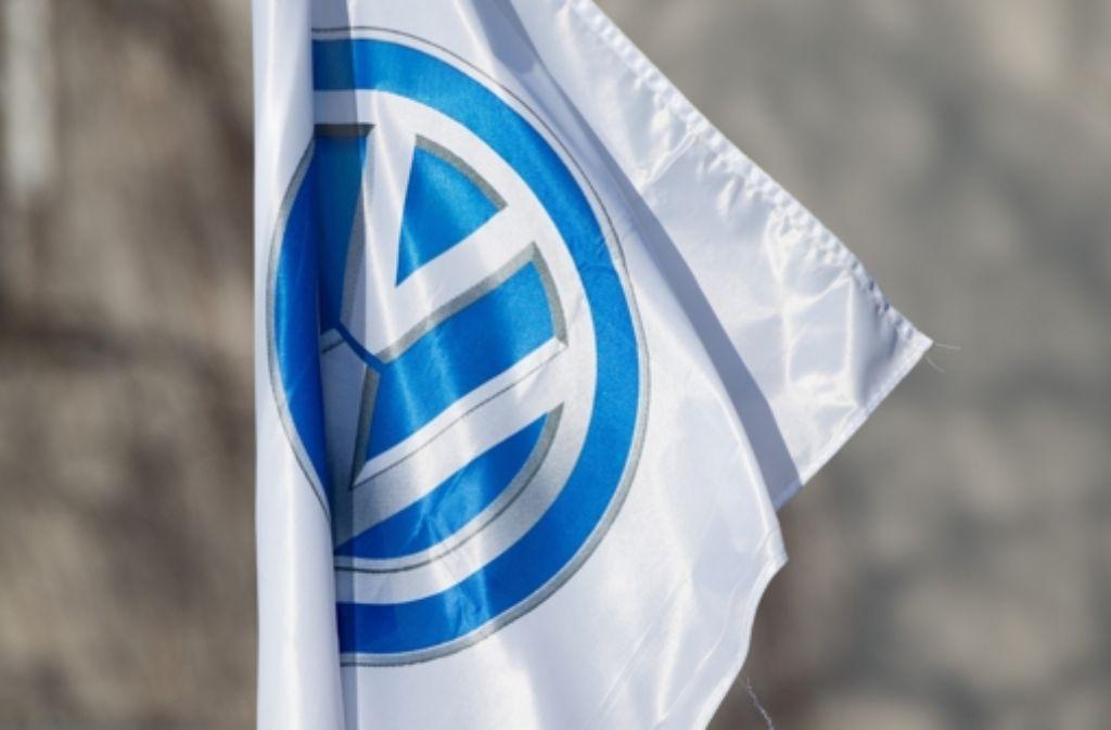Vor allem ein starkes Schlussquartal half Volkswagen. Foto: dpa