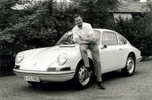 Das ist der Porsche 911