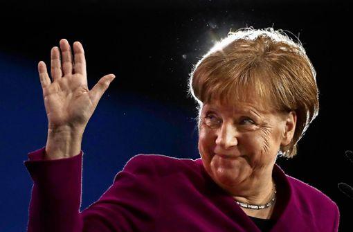 Merkels neue Leichtigkeit