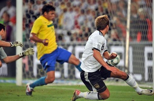 Historischer Sieg des DFB über Brasilien