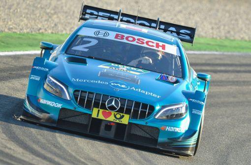 Mercedes-Fahrer Gary Paffett zum zweiten Mal DTM-Champion