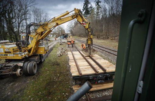 Die Waldbahn verschiebt ihren Saisonstart