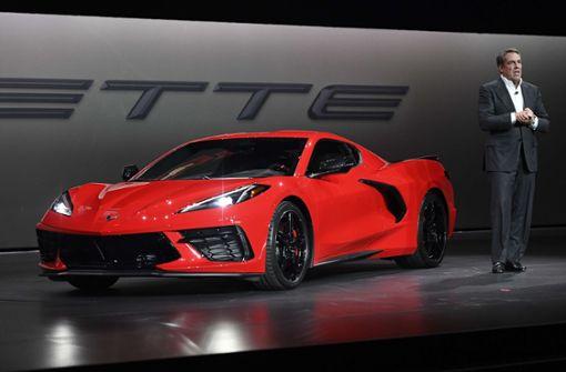 General Motors sagt Ferrari und Co. den Kampf an