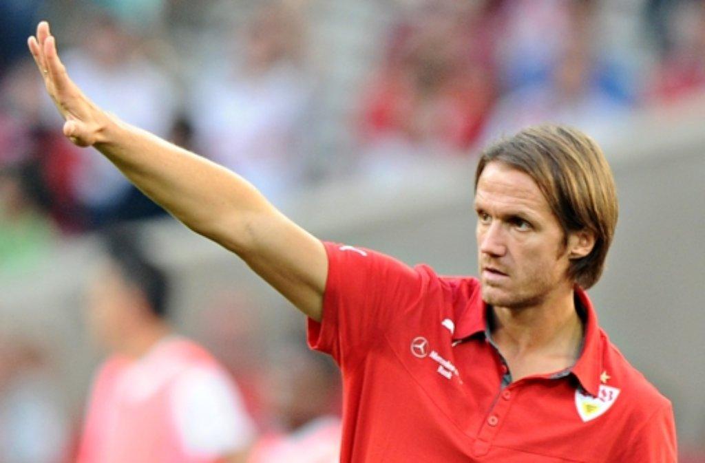Thomas Schneider zum DFB-Team - und die Reaktionen bei unseren Lesern sind gespalten. Foto: dpa