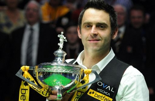 Ronnie OSullivan bleibt Snooker-Weltmeister