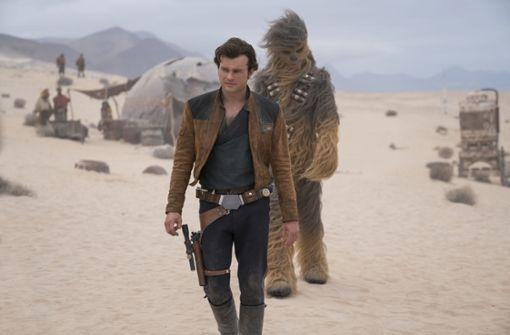 """Der junge All-Cowboy aus """"Star Wars"""""""