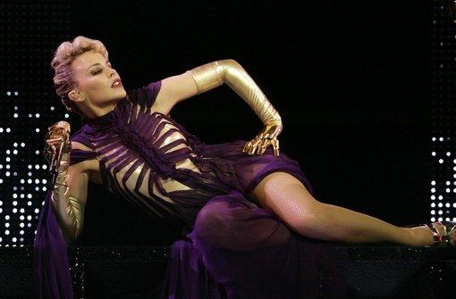 "Kylie wird ""Gentlewoman of the Year"""