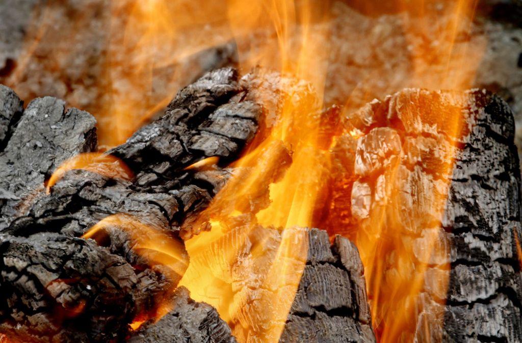 Wieder hat es gebrannt – diesmal im Weissacher Tal. Foto: FACTUM-WEISE