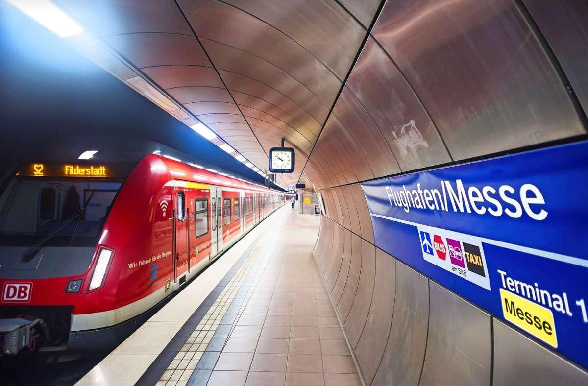 Kehren die Pendler dem öffentlichen Personennahverkehr den Rücken, wenn die S-Bahn ein Jahr lang unterbrochen ist? Foto: Lichtgut/Max Kovalenko