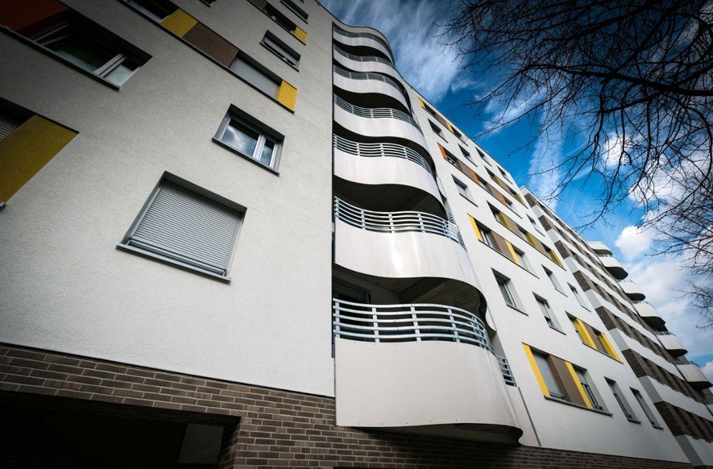 In Hohenheim braucht es dringend mehr Wohnraum für Studenten. Dieses Foto zeigt das Wohnheim des Studierendenwerks am  Nordbahnhof. Foto: Lichtgut/Achim Zweygarth