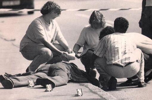 Auf Leben und Tod –  Chronik dramatischer Polizeischüsse